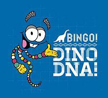 Jurassic Bingo! by Mdk7