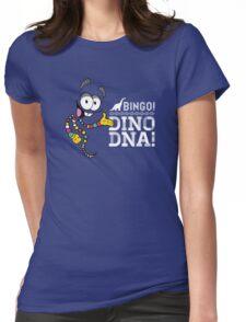Jurassic Bingo! Womens Fitted T-Shirt
