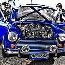 MINI COOPER S by MIGHTY TEMPLE IMAGES