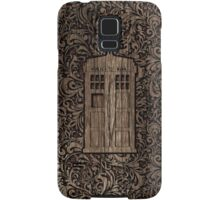 Carved In Time Samsung Galaxy Case/Skin