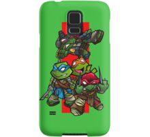 Teenage mutant ninja turtles MOVIE VERSION!!!!! Samsung Galaxy Case/Skin