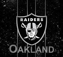 Oakland Raiders  by mandanda4ever