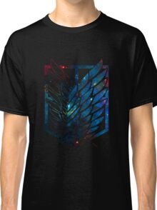 Wings Of Justice: Galaxy Classic T-Shirt