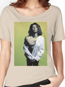 Hutchence Women's Relaxed Fit T-Shirt