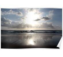 Guincho beach 7010 Poster