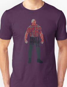 Drax Typography T-Shirt