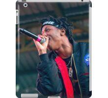 Joey Bada$$ at Falls Festival iPad Case/Skin
