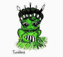 The Frog Princess Awaiting Her Prince - 2014  Unisex T-Shirt