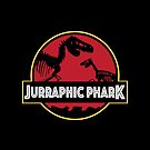 Jurraphic Phark by slmike82