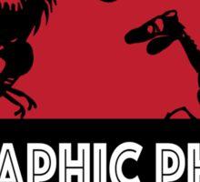 Jurraphic Phark Sticker