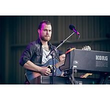 Asgeir at Falls Festival Photographic Print