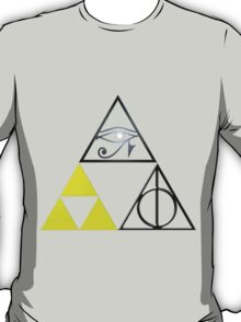Symbol - Triangles T-Shirt