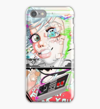Nothing was real iPhone Case/Skin
