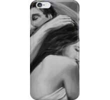 I Missed You - Mulder and Scully (X-Files Revival) iPhone Case/Skin