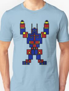 Retro Me Robot T-Shirt