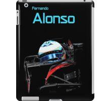Fernando Alonso 2015 iPad Case/Skin