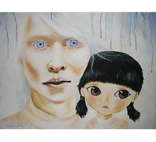 china doll Photographic Print