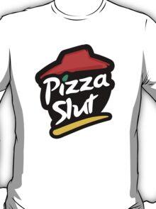 Pizza slut logo T-Shirt