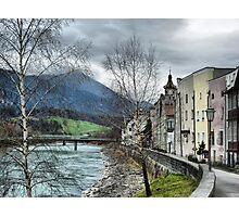 Rattenburg-Austria Photographic Print
