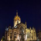 St Giles Cathedral by collpics