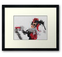 Harley Quinn Framed Print