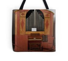 Pipe Organ Tote Bag