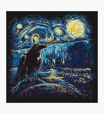 Starry Night's Watch Photographic Print