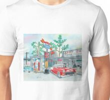1950's Chevrolets Unisex T-Shirt