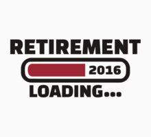 Retirement 2016 One Piece - Short Sleeve