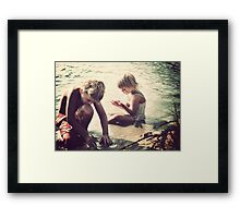 Remember When? Framed Print