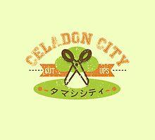 Kanto Gym Logos - Celadon City (2015) by Cassandra  Downs