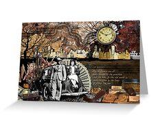 Bonnie & Clyde Greeting Card