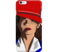 Agent Peggy Carter iPhone Case/Skin