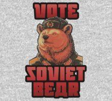 Vote soviet bear meme by erinttt