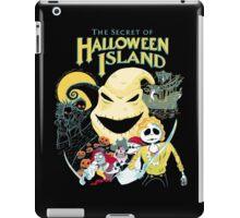 The Secret of Halloween Island iPad Case/Skin