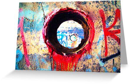 Peeking by Neil Johnson