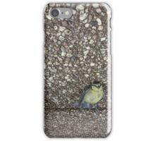 A dead bird looking still alive. iPhone Case/Skin