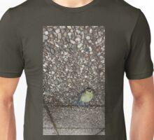 A dead bird looking still alive. Unisex T-Shirt