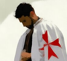 Knights Templar by Pierre Blanchard by esotericaart