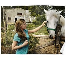 Equine Friend Poster