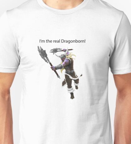 Olaf The DragonBorn Unisex T-Shirt