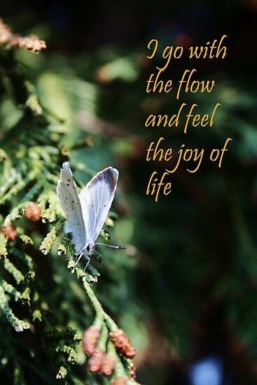 Go with the Flow by artsandherbs