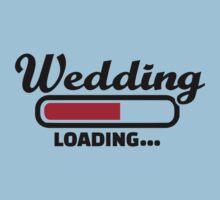 Wedding loading One Piece - Short Sleeve