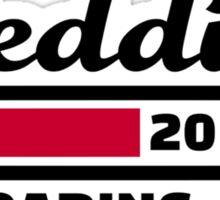 Wedding 2016 Sticker