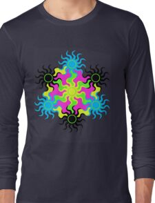 Earth wind and fire Long Sleeve T-Shirt