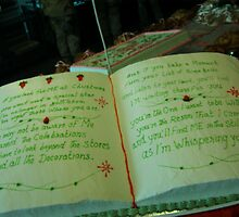 Christmastime in Baghdad by Denise Johnson