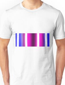 Striped colours Unisex T-Shirt