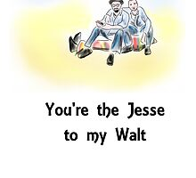 You're the Jesse to my Walt by peskychloe