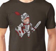 Magic vs. Zombies: The Warrior Unisex T-Shirt