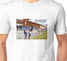 Christophe Riblon. Alpe d'Huez 2013. Unisex T-Shirt